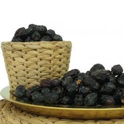 Picture of Ajwa Khejur High Quality Product Dates Madina - 500 Gm