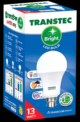 Picture of Transtec Bright CDL LED Bulb (Pin) 15 Watt