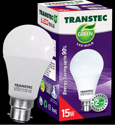 Picture of Transtec Green CDL LED Bulb (Pin) 15 Watt