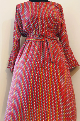 Picture of Full Sleeve Frock - 013 - 06 - Lev