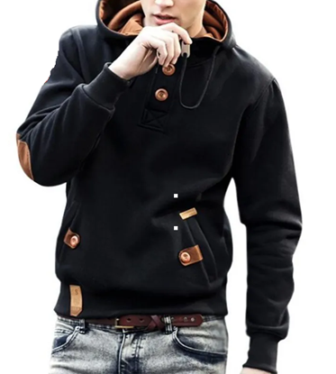 Picture of Winter Hoodie For Men