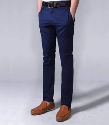 Picture of Casual Gabardine Pant - Cgp3 - 32