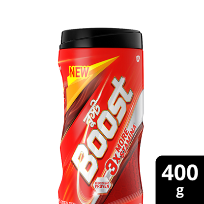 Picture of Boost Healthy Drink Jar 400g