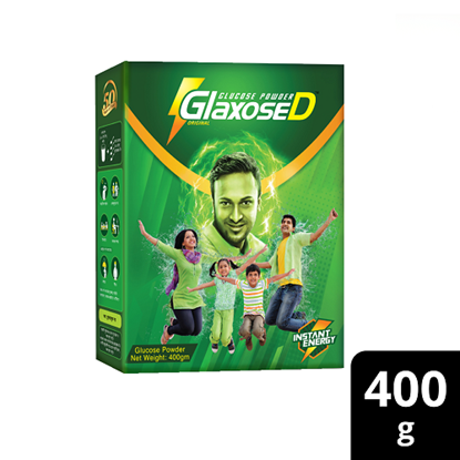 Picture of Glaxose-D Energy Drink BIB 400g