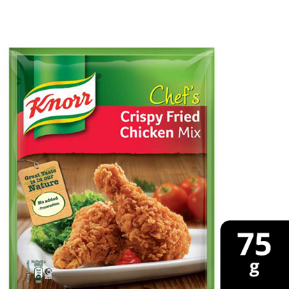 Picture of Knorr Krispy Fried Chicken Mix 75g