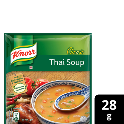 Picture of Knorr Soup Thai 28g