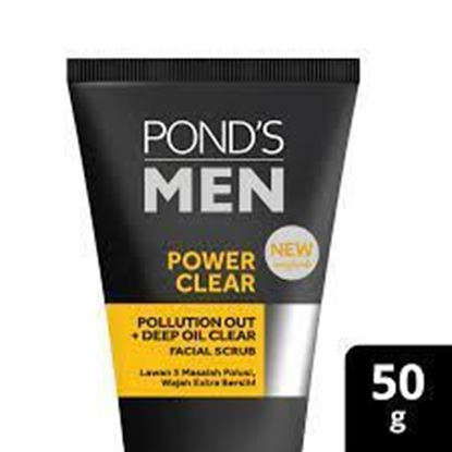Picture of Pond's Men Face Wash Power Clear 50g