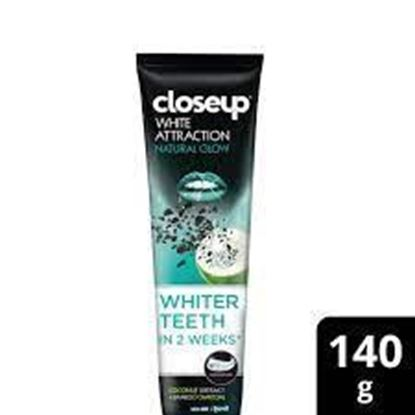 Picture of Closeup Toothpaste bright Attraction Natural Glow 140g