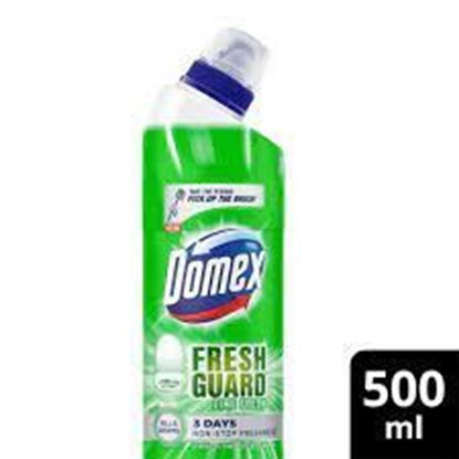 Picture of Domex Toilet Cleaning Liquid Lime Fresh 500ml