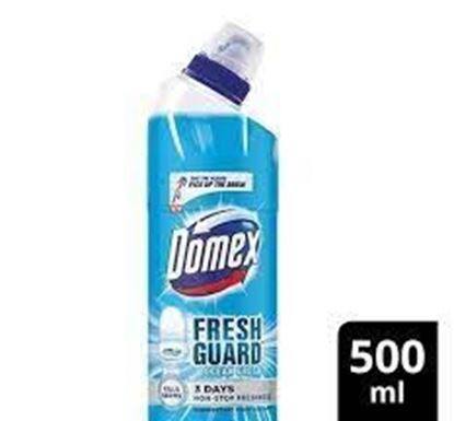 Picture of Domex Toilet Cleaning Liquid Ocean Fresh 500ml