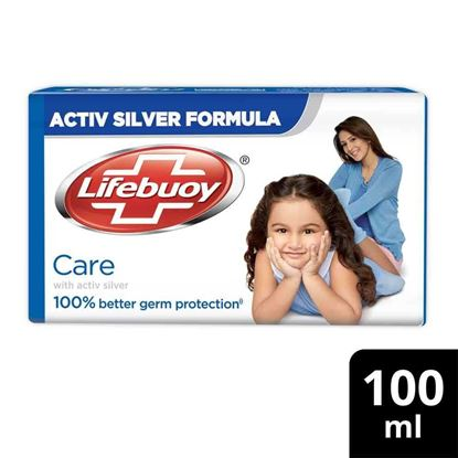Picture of Lifebuoy Soap Bar Care 100g