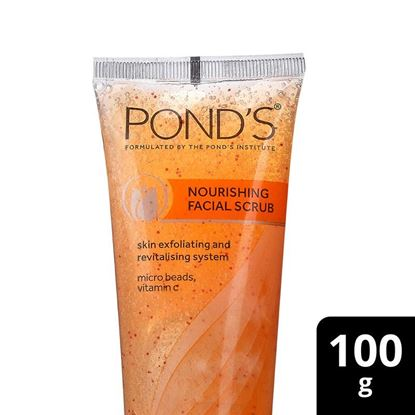 Picture of Ponds Face Wash Scrub 100g