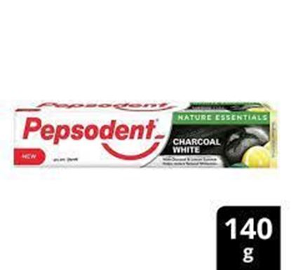 Picture of Pepsodent Toothpaste Charcoal bright 140g